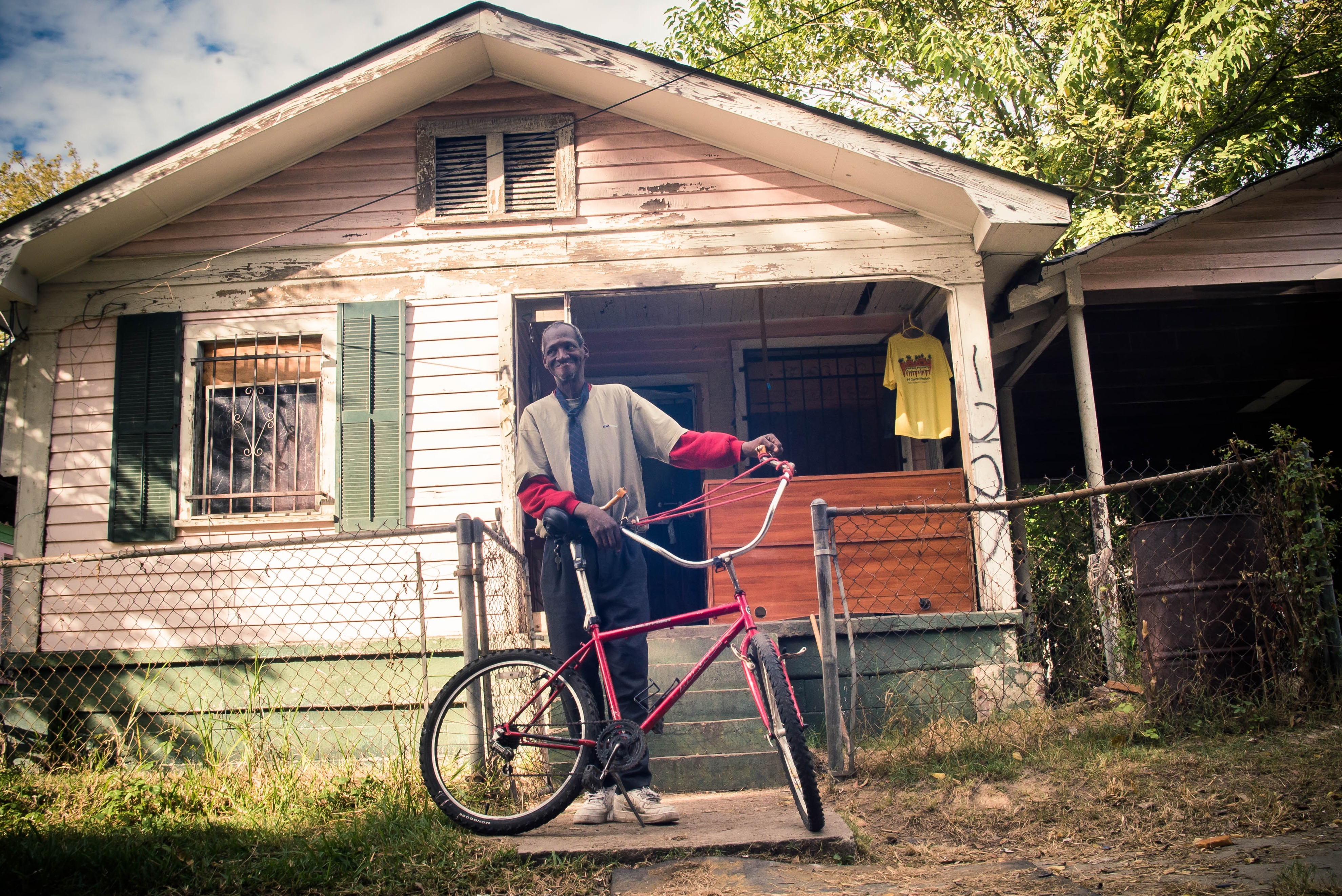 A work by Does - Baton rouge usa bike selina miles