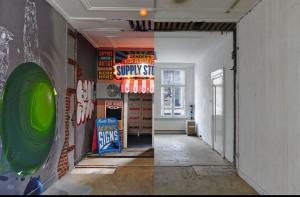 Clashwall amsterdam mural floor 1
