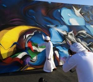 Dubai uae ironlak family 1