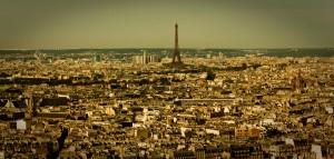 Endless perspectives paris france 2