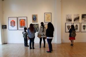 Exhibition a major minority 5