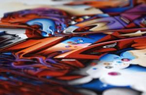 Endless summer canvas detail 1
