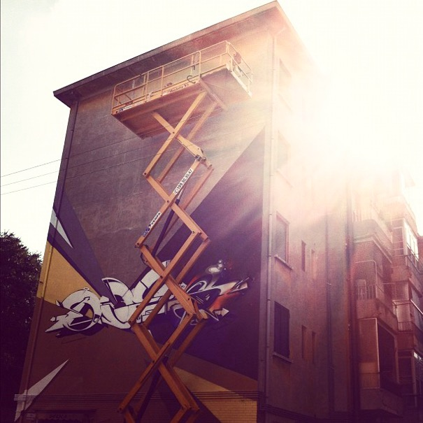 A work by Does - Frontier bologna italy detail 5