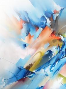 Memory lane canvas detail 4