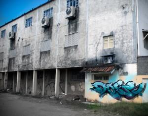 Does favela copacabana rio de Janeiro brazil 2013 3