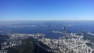 Does rio de Janeiro brazil 2013 skyline
