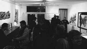 Opening dampkring gallery annual groupshow