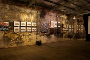 Between the lines solo exhibition melbourne australia 4