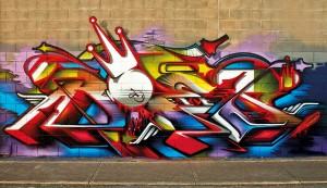 Adelaide australia mural
