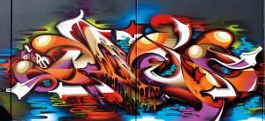 Melbourne australia mural