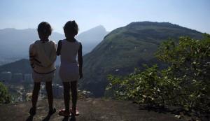 Rio de janeiro brazil girls fevela