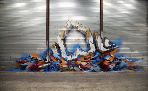 Heerlen the netherlands mural