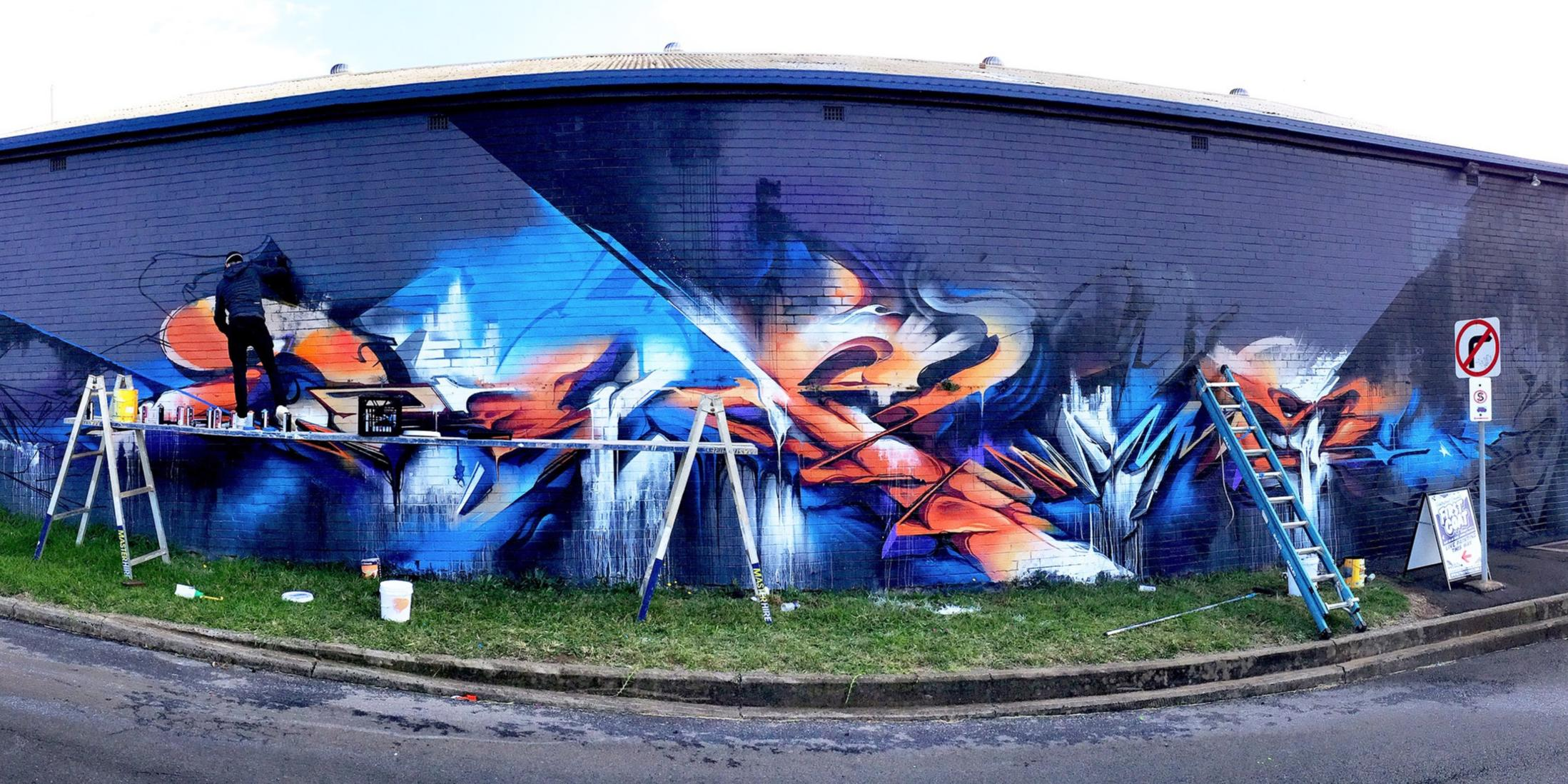 A work by Does - Toowoomba, Australia_thumb
