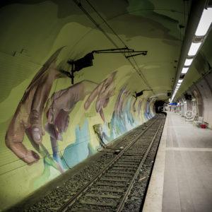 Ostendstrasse frankfurt germany tunnel rudi 4