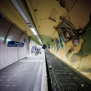 Ostendstrasse frankfurt germany tunnel rudi 3