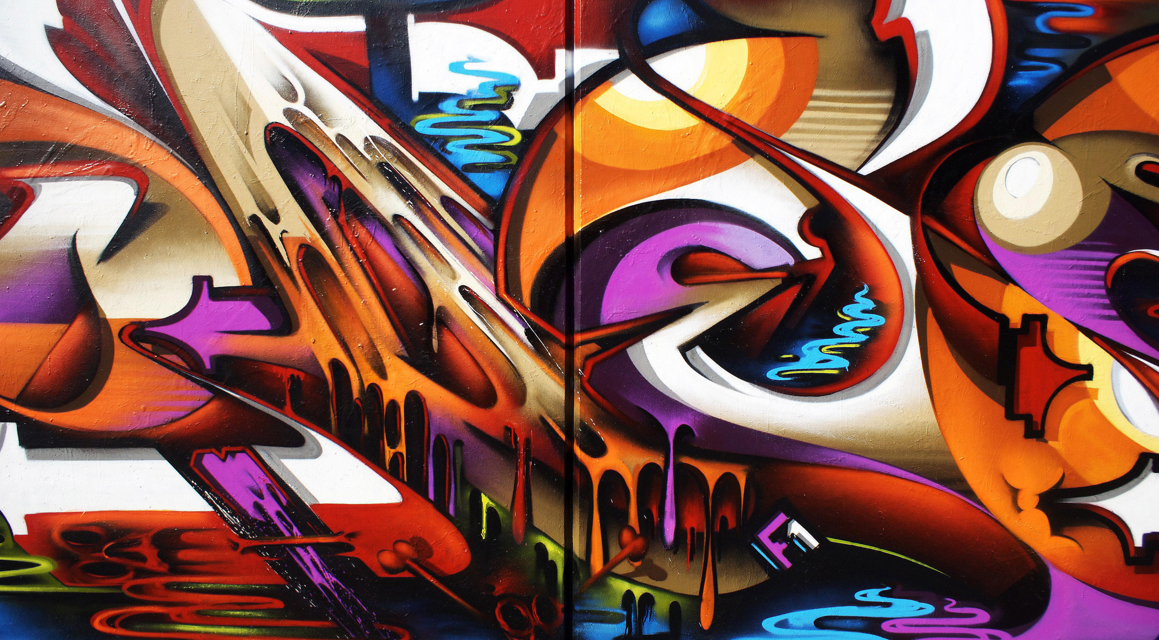 A work by Does - Melbourne australia detail clifton hill