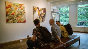 Authenticus exhibition amsterdam dampkring gallery 1