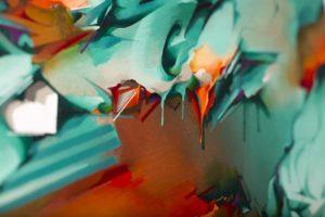 Detail canvas mood 3