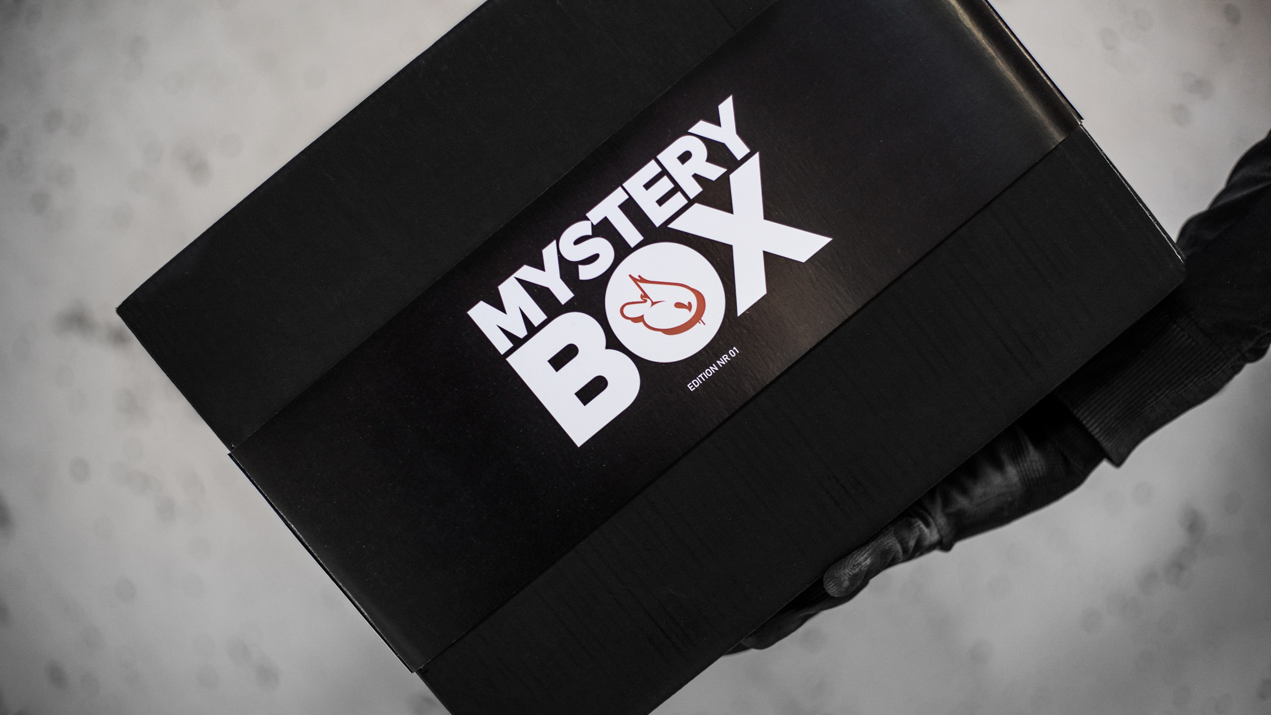 A work by Does - Mystery box edition number one 3