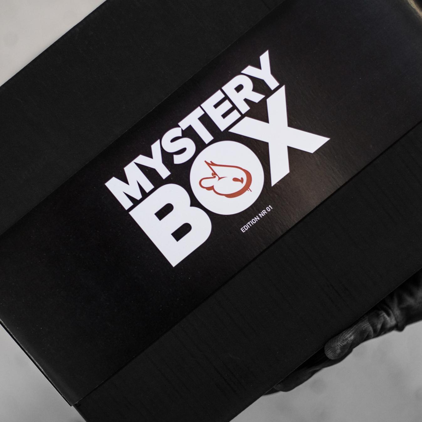 A work by Does - Mystery box edition number one 1