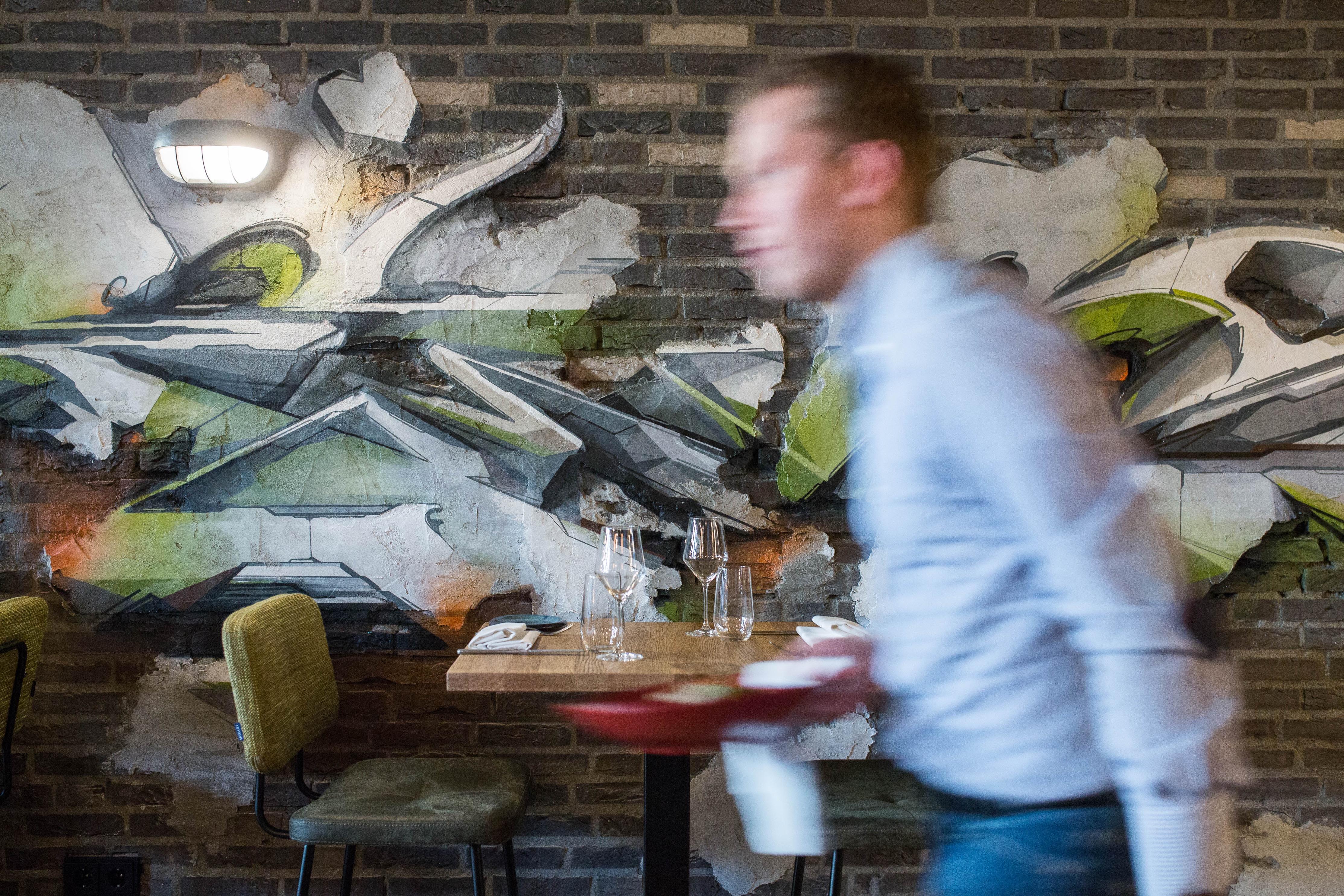 A work by Does - Digital Does Zinc Restaurant_Blickfänger04-smaller