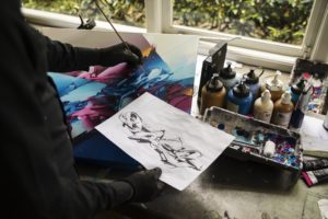 Echoes studio wouterkooken canvas 4
