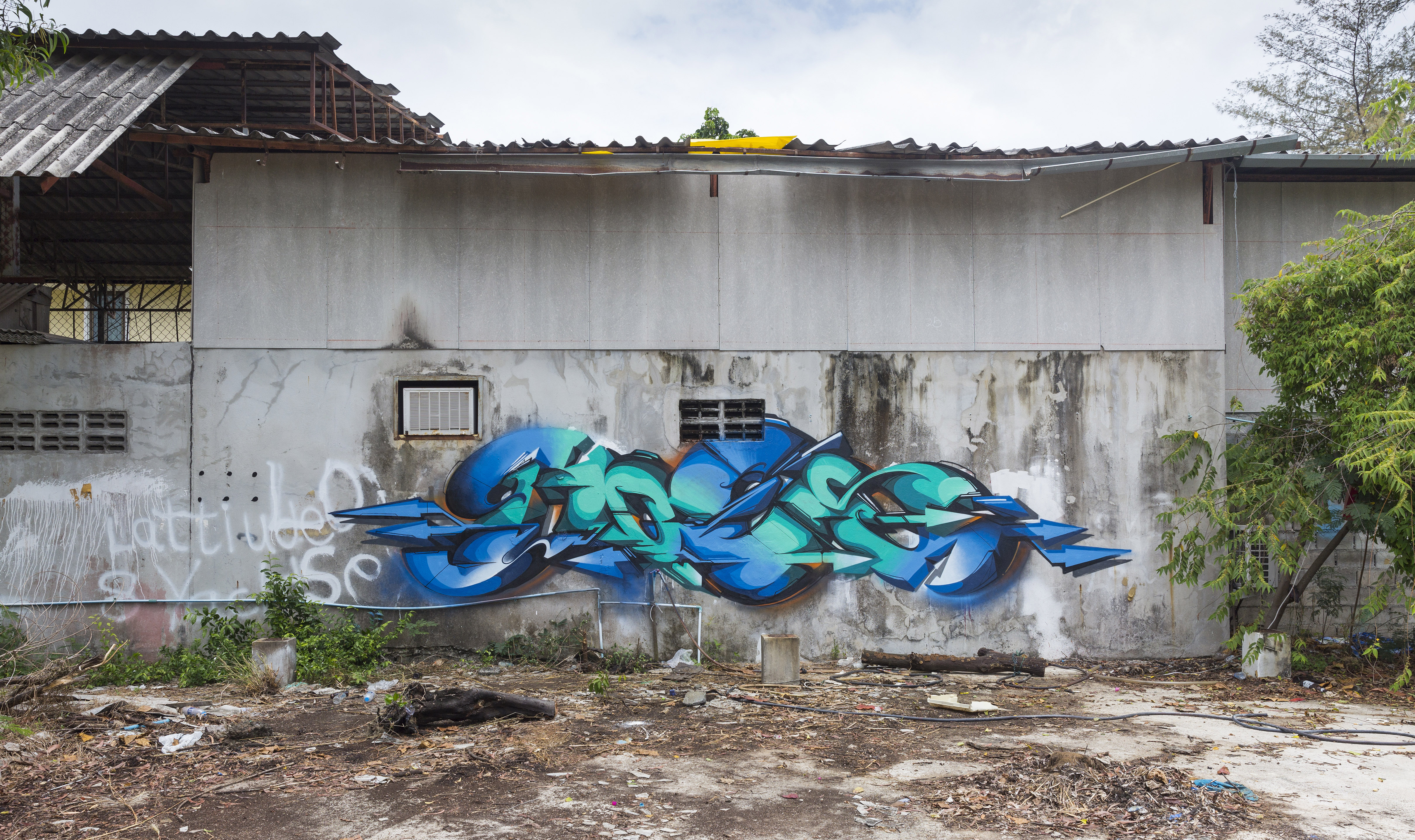 A work by Does - Thailand