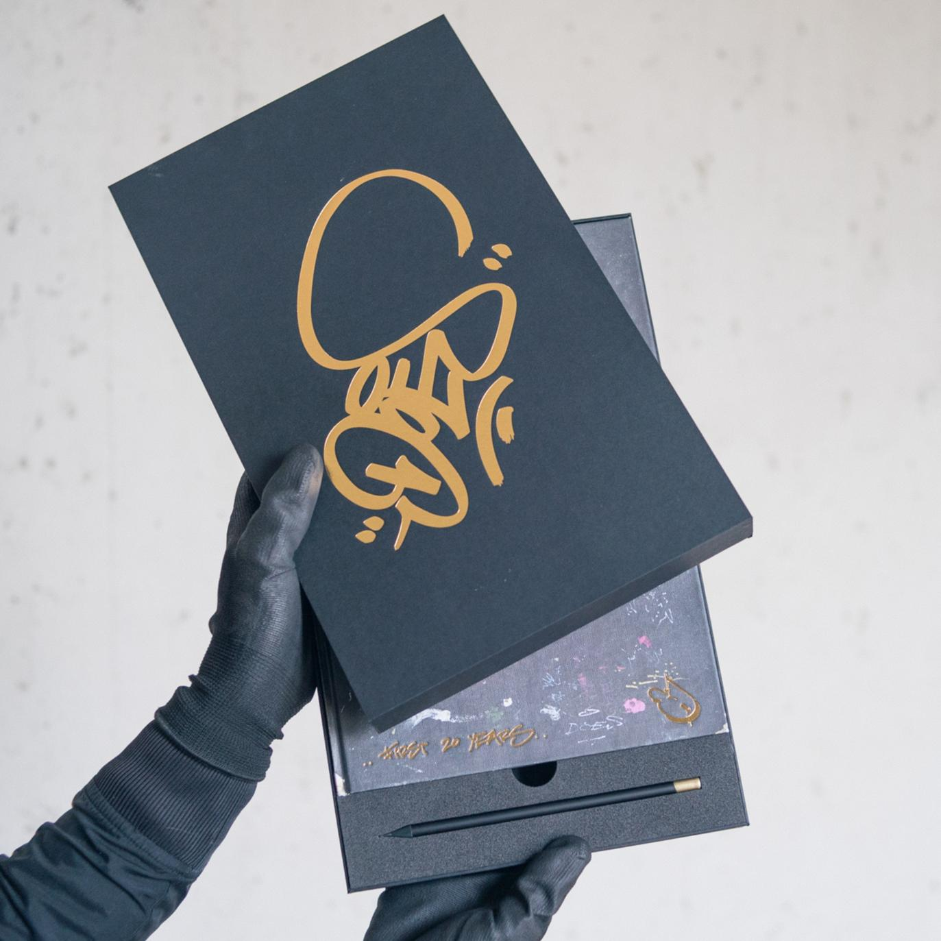 A work by Does - DOES Blackbook 'First 20 Years' – Deluxe Edition_thumb