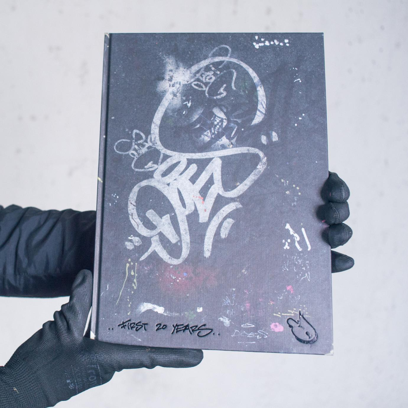 A work by Does - Book 'First 20 Years' – Collector Edition_thumb