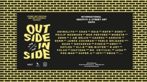 Outside inside flyer hasselt belgium