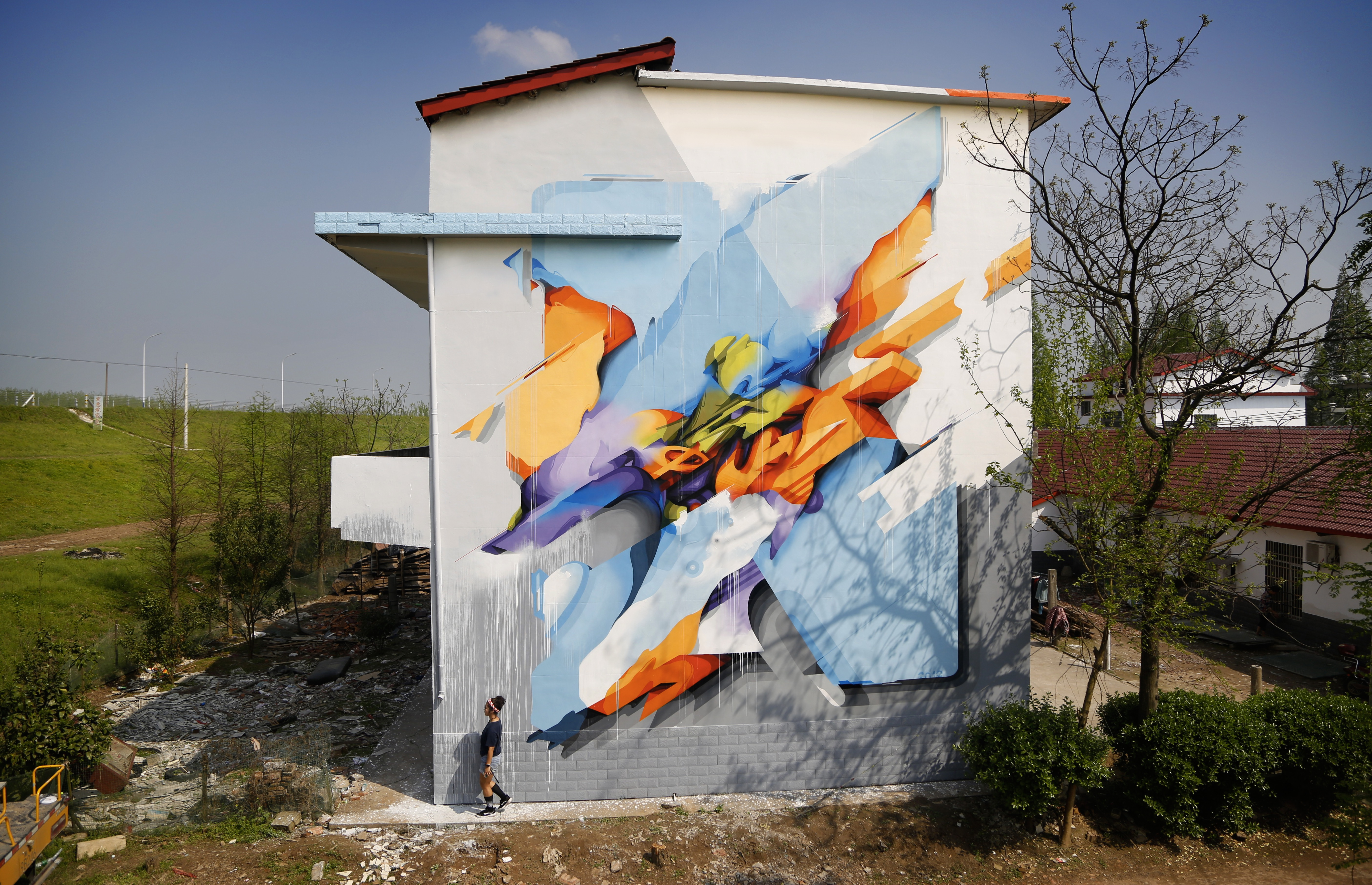 A work by Does - Nanxian, China 2018 1-smaller