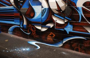 Detail | Mural | Melbourne,Australia