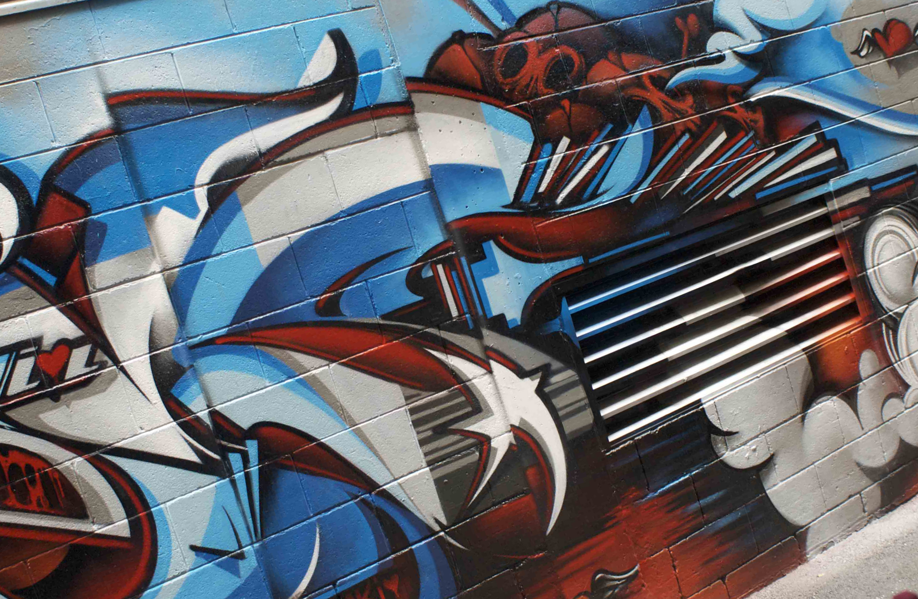 A work by Does - melbourne1