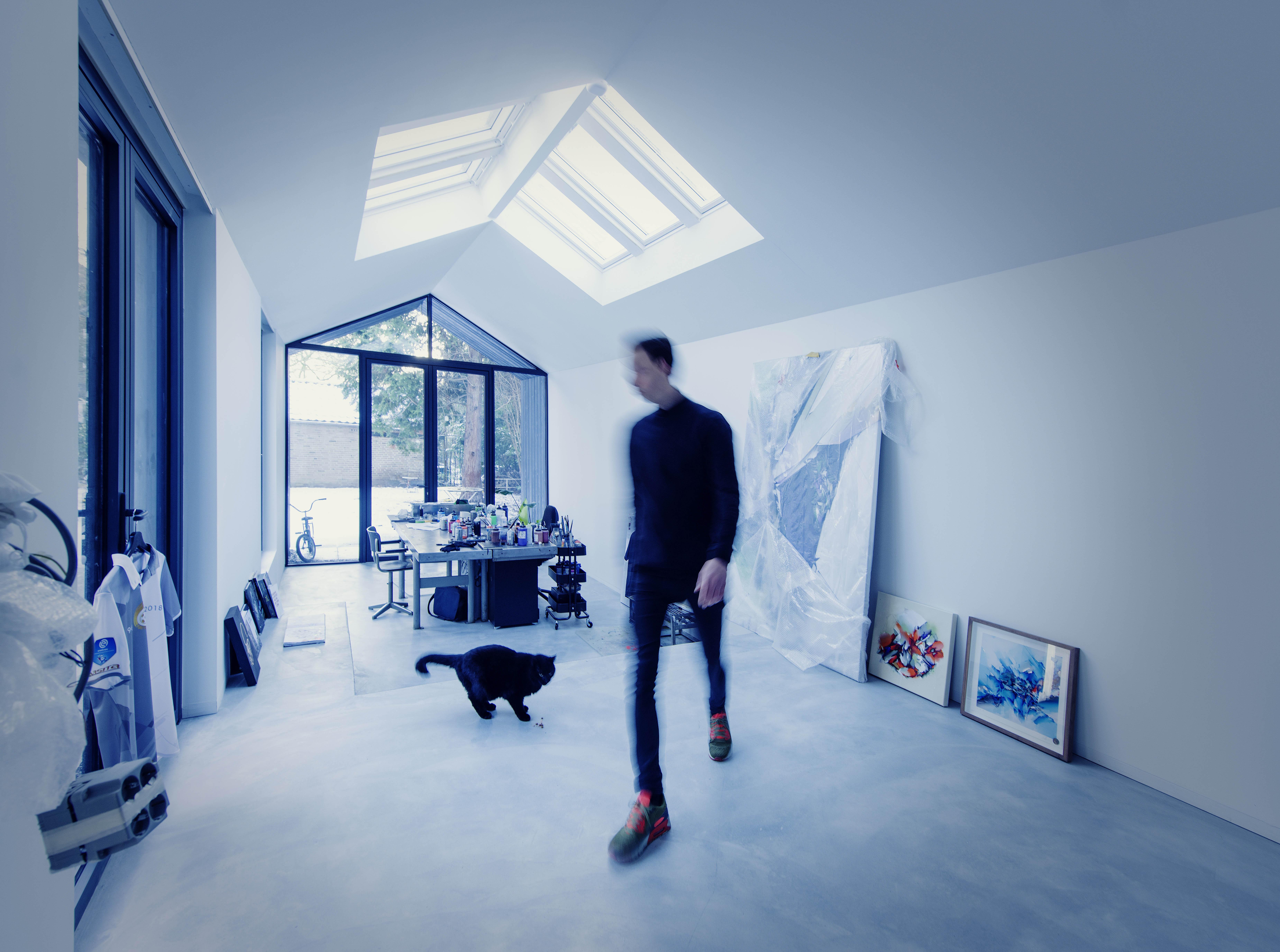 A work by Does - Studio Telegraaf
