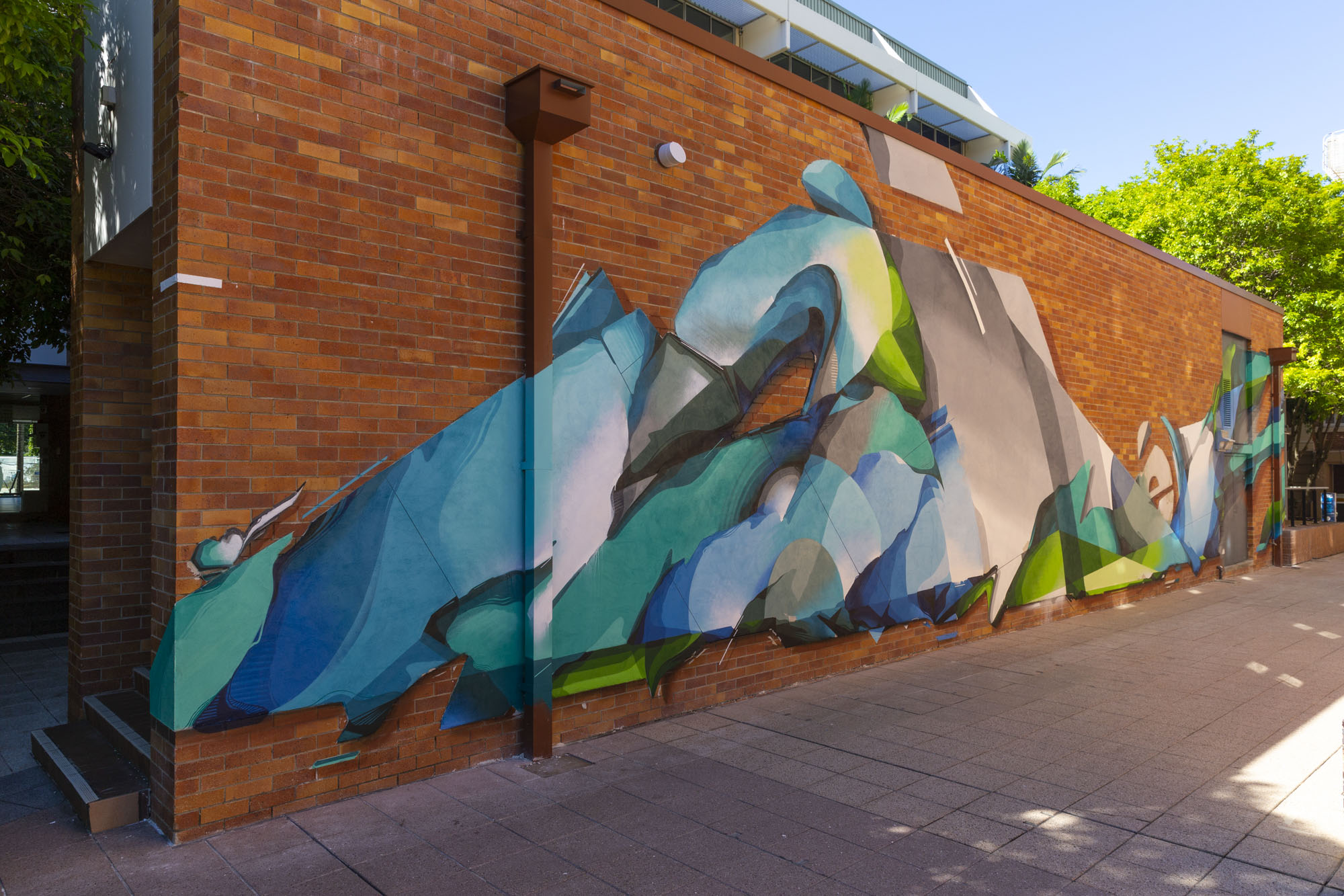 A work by Does - 201905-DOES-QUT-Brisbane_LukeShirlaw_IMG_0955