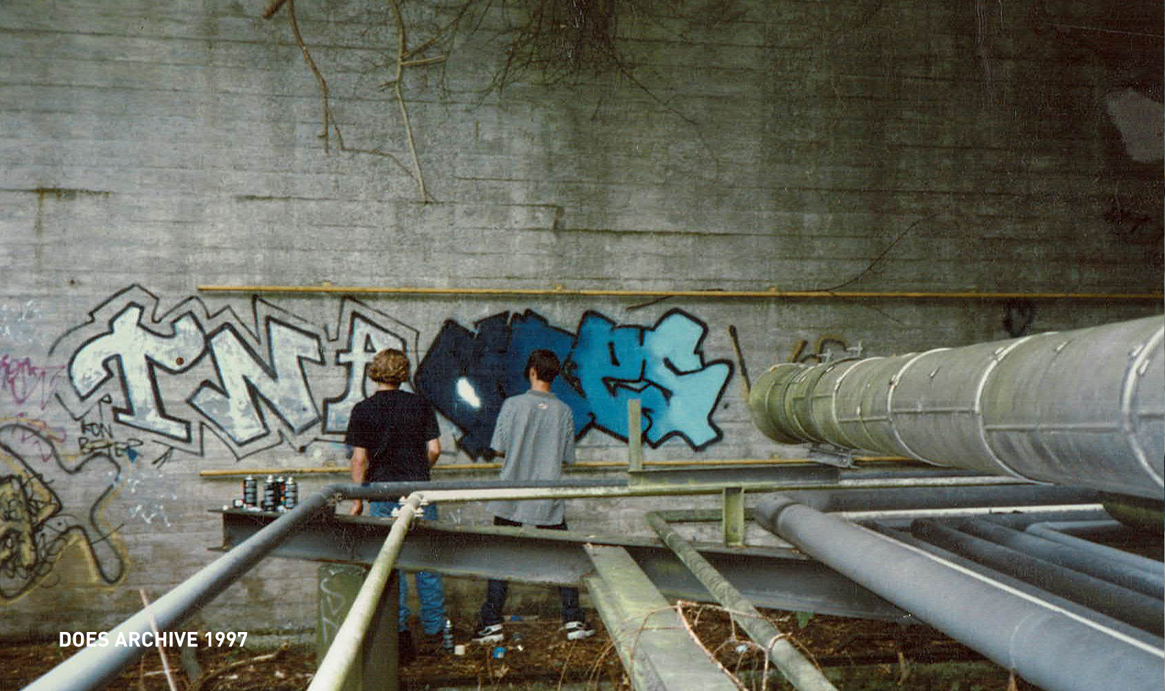 A work by Does - Hall of fame geleen 1997 9