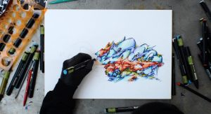 Drawing Adore 1
