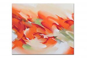Canvas_'Centerfield'_50X60cm