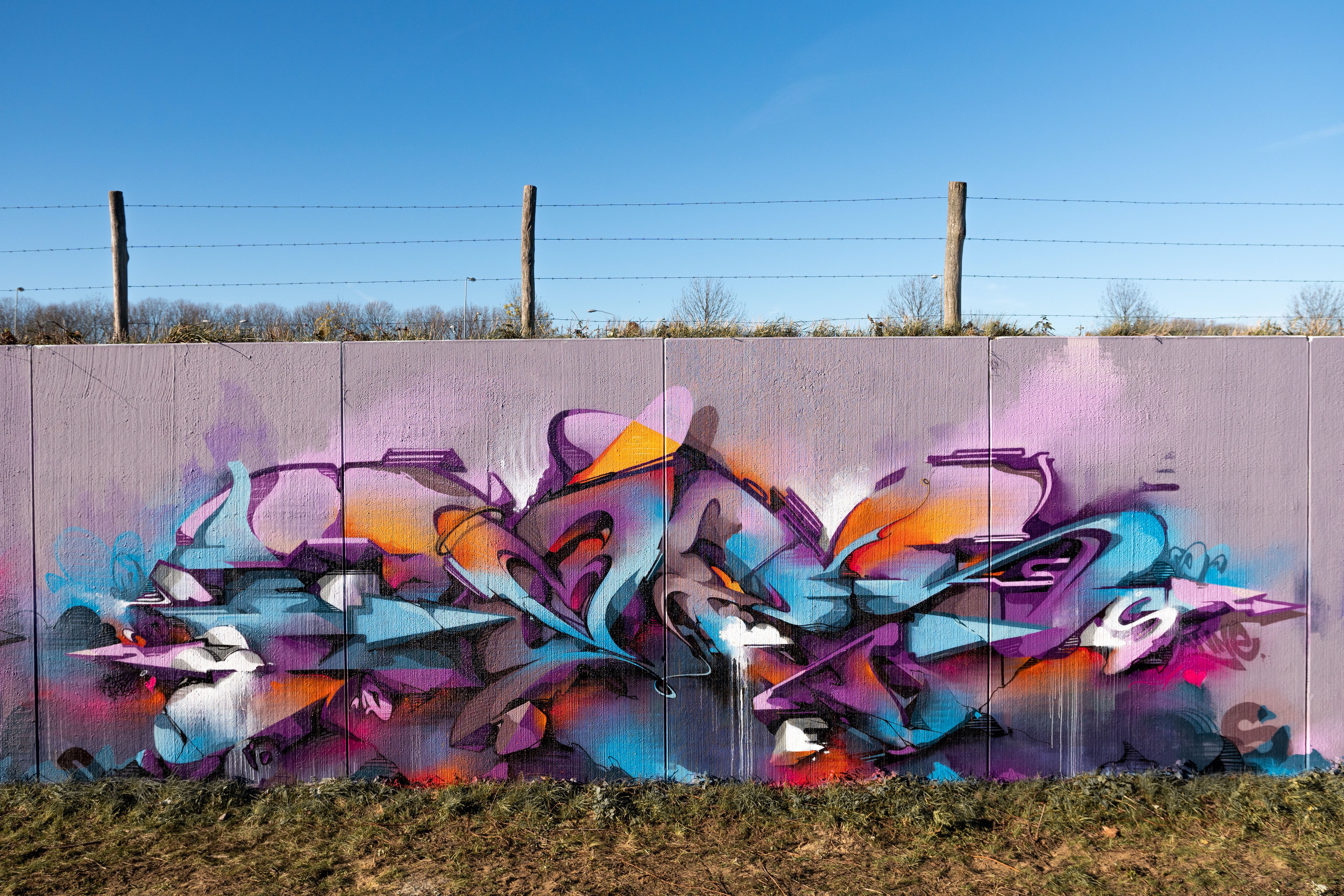 A work by Does - 3 Geleen