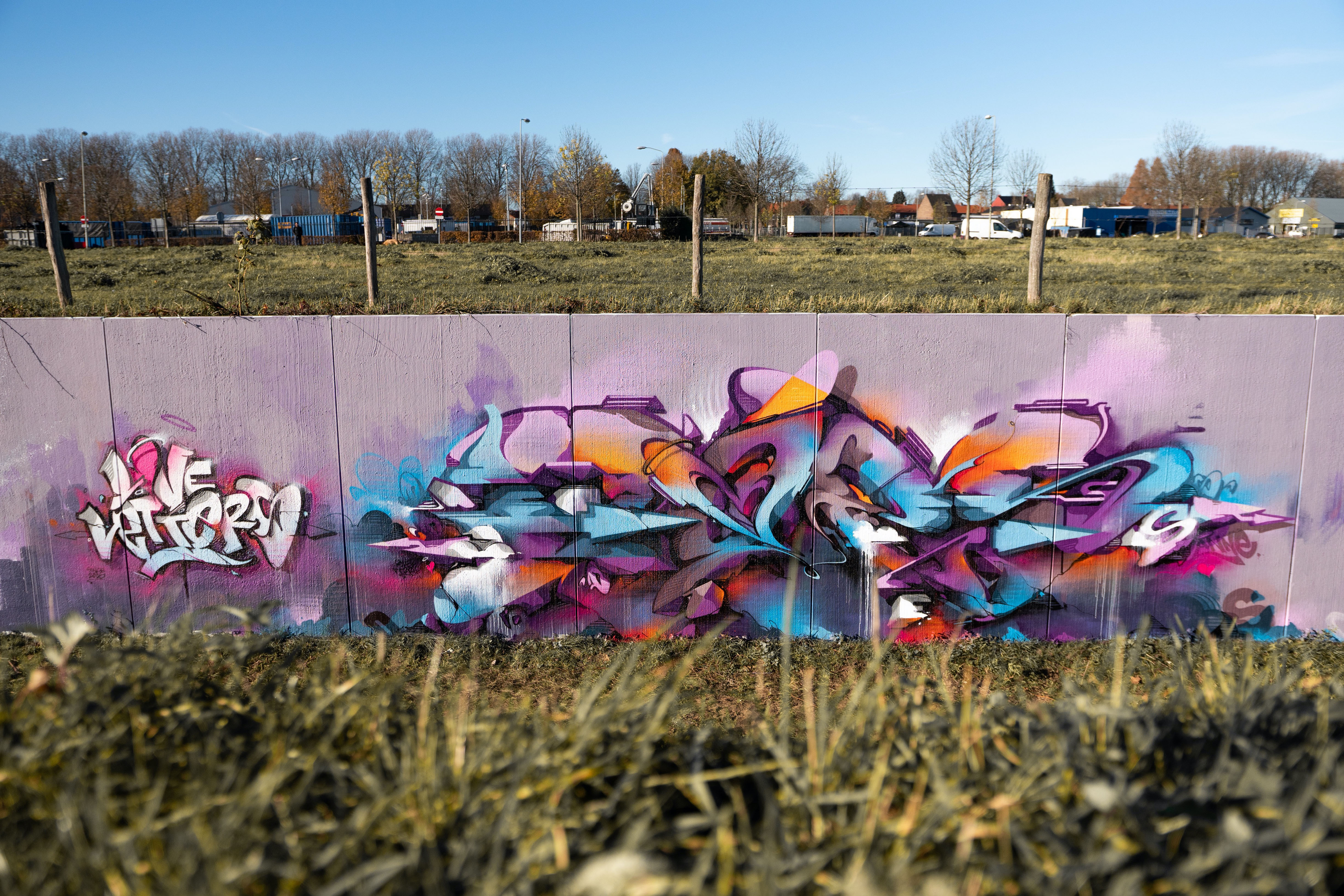 A work by Does - 5 Geleen
